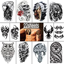 viking shoulder tattoo