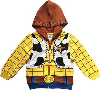 Disney Toy Story Little Boys Woody Costume Hoodie