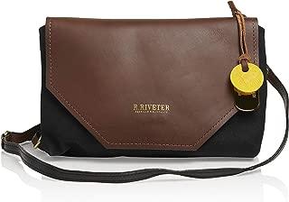 Patton | Canvas Leather Crossbody Handbag