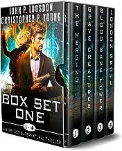 Ian Dex Supernatural Thriller Box Set ( Books 1 - 4 ) (Las Vegas Paranormal Police Department Box Sets)