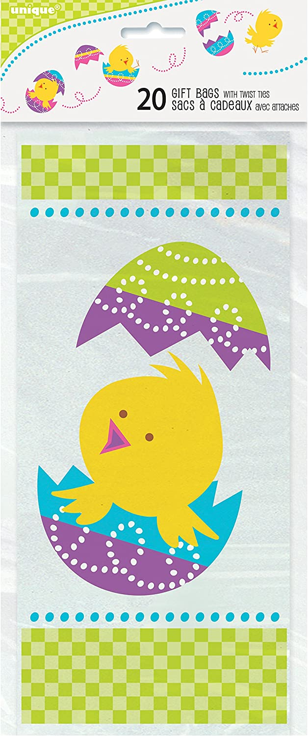 Chick Easter Party Napkins 16ct