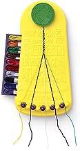 Choose Friendship TRVFBM My Friendship Bracelet Maker Kit, Kids Jewelry Kit, Bracelet Craft Kit Jewelry Making Bracelet Kit, Travel Edition