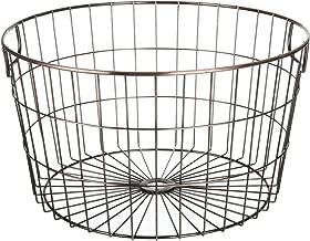 Mainstays Antique Gold Wire Basket