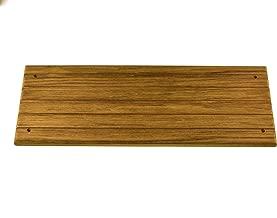 Whitecap 60502 Teak Deck Step - Large (15