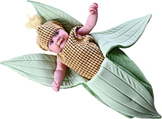 Baby Ear of Corn Deluxe Costume Swaddle