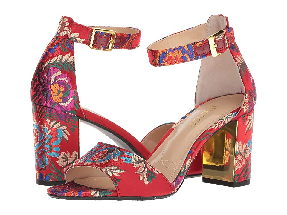 J. Renee Flaviana (Red Multi) High Heels