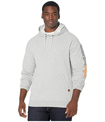 Timberland PRO Big Tall Hood Honcho Sport Pullover (Light Grey Heather) Men