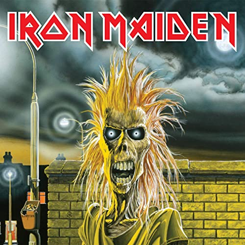 Iron Maiden (2015 - Remaster)