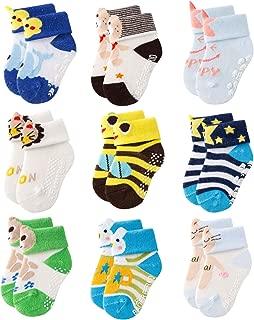 100 cotton infant socks