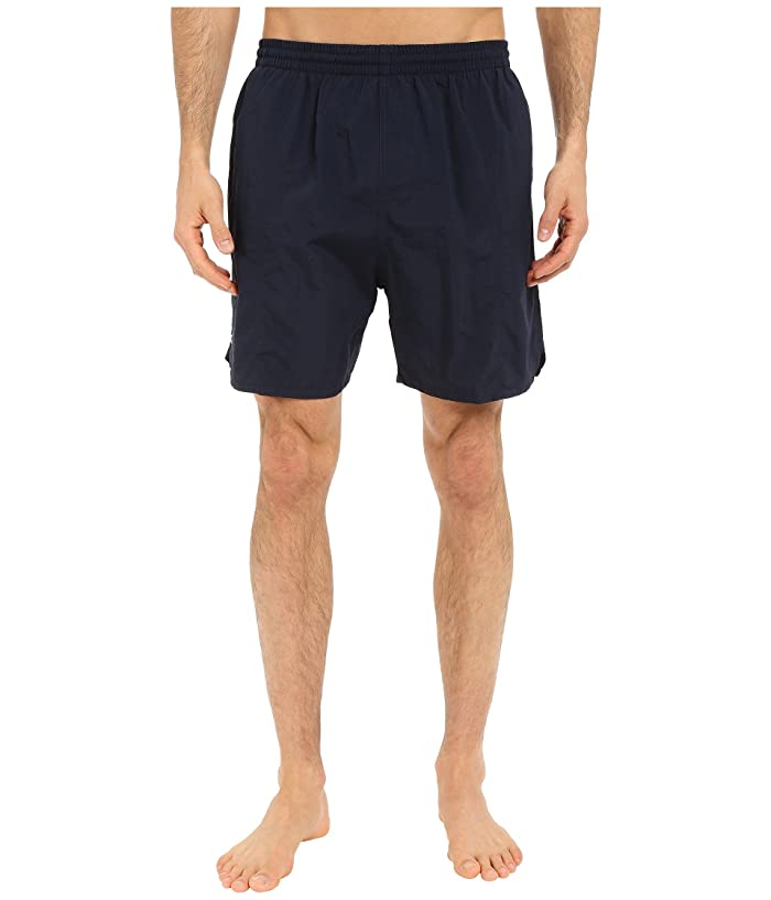 TYR Classic Deck Swim Shorts (Navy) Men