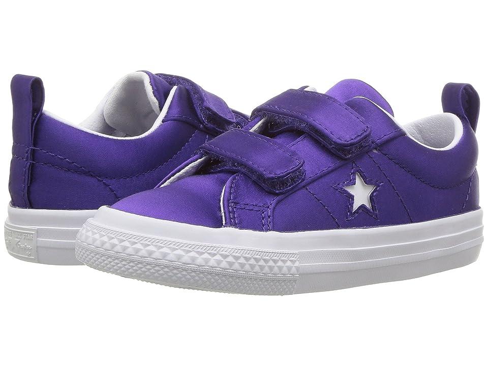 Converse Kids One Star Ox (InfantToddler) (Court Purple