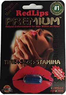Red Lips Premium Triple Maximum Male Enhancement pill (24)