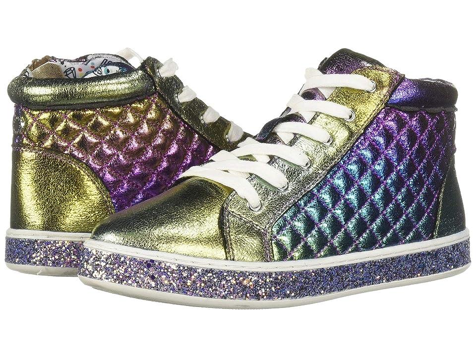 Steve Madden Kids Jcaffire (Little Kid/Big Kid) (Multi) Girls Shoes