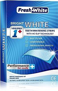 comprar comparacion Blanqueamiento de dientes tiras con avanzada tecnología antideslizante - 28 Whitening Strips