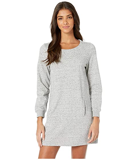 Jack by BB Dakota Days Off French Terry Dress with Lace-Up Back at ... 0abd21337