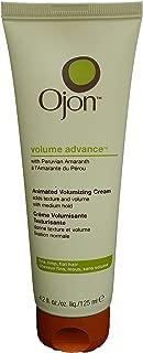 Ojon Volume Advance Animated Volumizing Cream (For Fine, Limp, Flat Hair) - 125ml/4.2oz