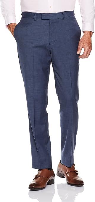 Pierre Cardin Men's Slim Suit Pant