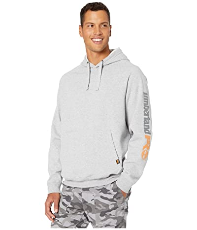 Timberland PRO Hood Honcho Sport Pullover (Light Grey Heather) Men