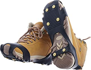 Superio Anti Slip Cleats, Traction Cleats for Walking on Snow and Ice