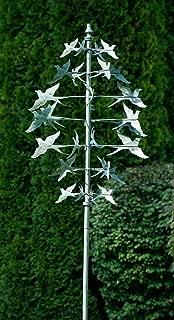birds in flight wind spinner