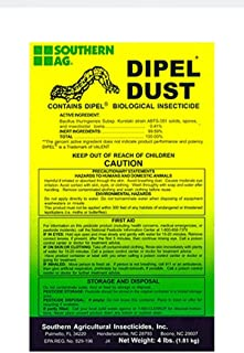 Best dipel dust organic Reviews