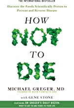 By[Michael Greger] How not to die Paperback New