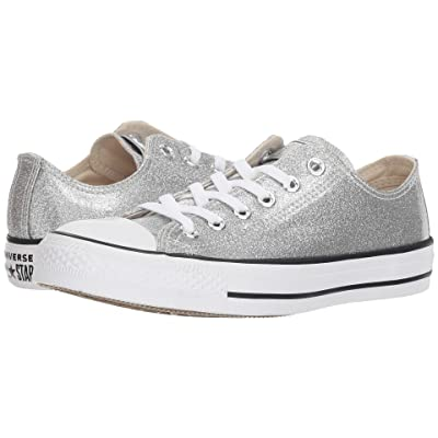 Converse Chuck Taylor All Star Wonderworld Ox (Silver/Silver/White) Women