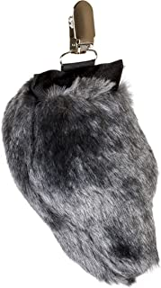clip on bunny tail
