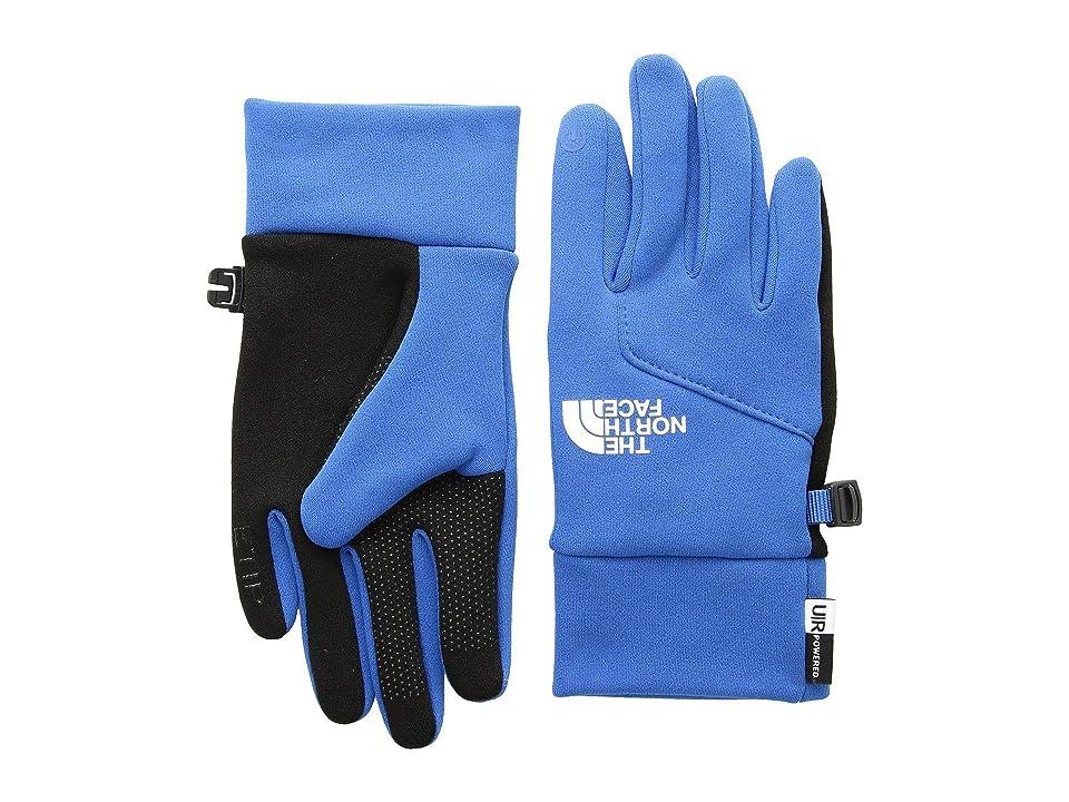The North Face Kids Etiptm Gloves (Big Kids) (Turkish Sea) Extreme Cold Weather Gloves