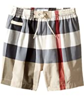 Burberry Kids - Saxon Swim Trunk (Infant/Toddler)