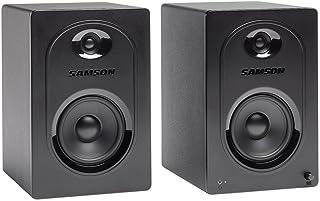 Samson MediaOne M50 Studio Monitor, Black, 5-Inch (SAM50)