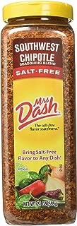 Mrs Dash Southwest Chipotle Seasoning Blend Salt-Free 21 oz 595 g
