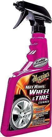 Limpiador de llantas de aluminio Meguiar's Hot Rims, Fábrica
