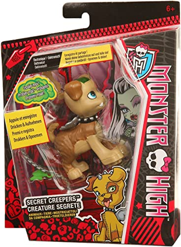 Envío 100% gratuito Monster High High High Secret Creep Watzit  punto de venta