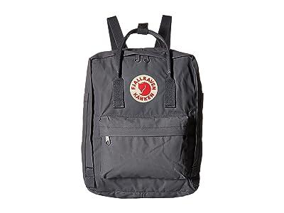 Fjallraven Kanken (Super Grey) Backpack Bags