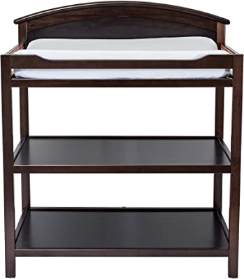 Suite Bebe Blakely Changing Table Charcoal Brown