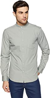Amazon Brand - Symbol Men's Regular Casual Shirt