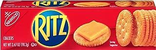 Ritz Salted Snack Crackers, 3.4 oz