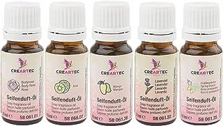 Set d'huiles parfumées pour savon « Fleuri-fruité »
