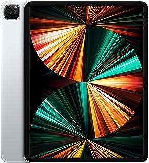 2021 Apple iPadPro (de 12,9Pulgadas, con Wi-Fi + Cellular, 256GB) - Plata (5.ªgeneración)