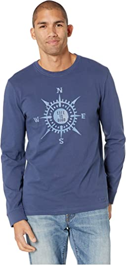 LIG Compass Crusher Long Sleeve T-Shirt