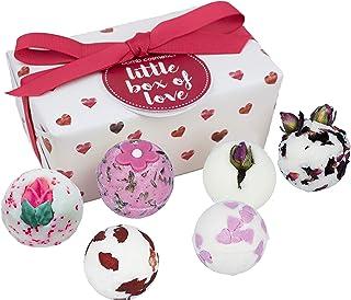 Bomb Cosmetics, Regalo para el cuidado de la piel (Little Box of Love, 6 productos) - 240 gr.
