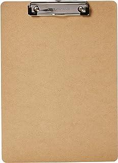 AmazonBasics Hardboard Office Clipboard - 12-Pack