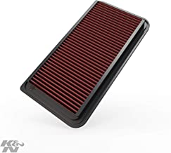 K&N engine air filter, washable and reusable:  2005-2015 Mazda L4 (Roadster, MX-5, MX-5 III, MX-5 Miata) 33-2335