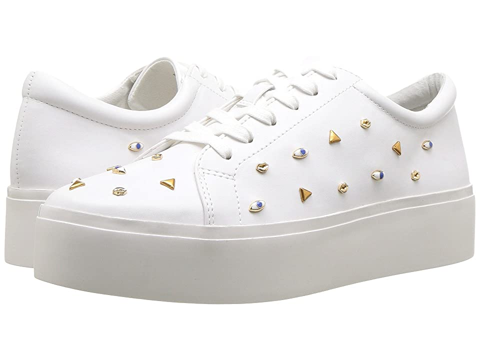 Katy Perry The Dylan (White Smooth Nappa) Women