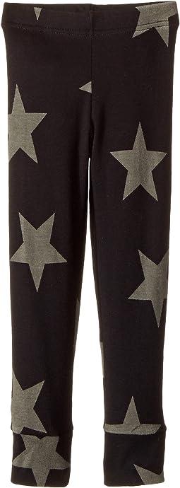 Star Leggings (Infant/Toddler/Little Kids)