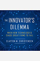 The Innovator's Dilemma: When New Technologies Cause Great Firms to Fail CD