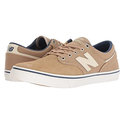 New Balance Classics AM331v1 (Tan/White) Athletic Shoes