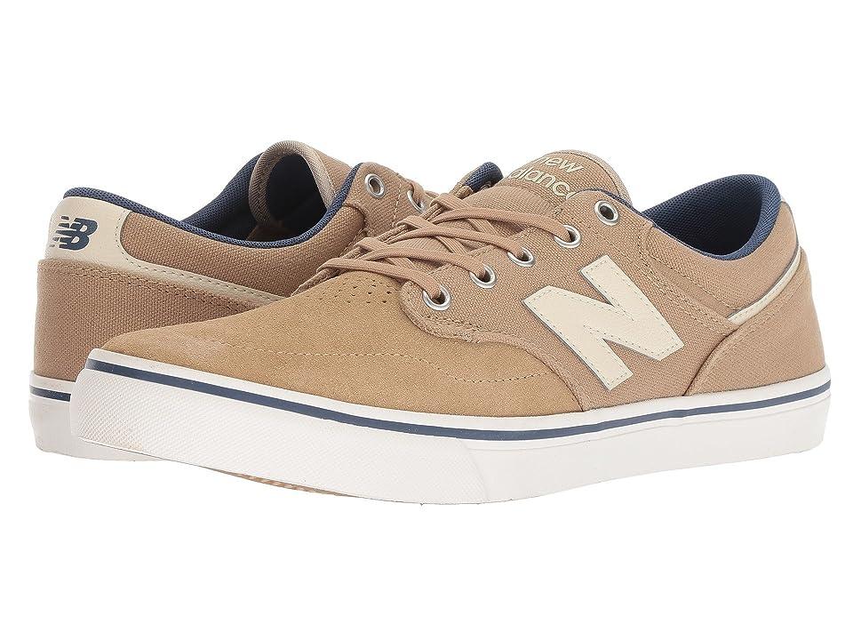 New Balance Classics AM331v1 (Tan/White) Athletic Shoes