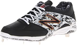 New Balance Men's L4040 Baseball Metal Low Shoe